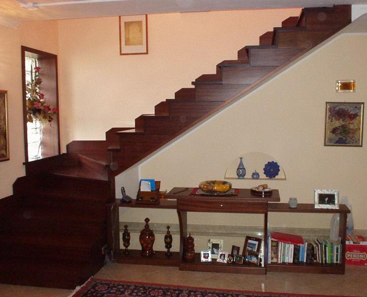 Scala in muratura affordable dalfil stair railing scala in muratura con gradini monopezzo in - Scale in muratura ...